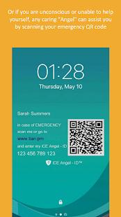 天使救援 iCE - Emergency Alert SOS (Mainland China) for PC-Windows 7,8,10 and Mac apk screenshot 2