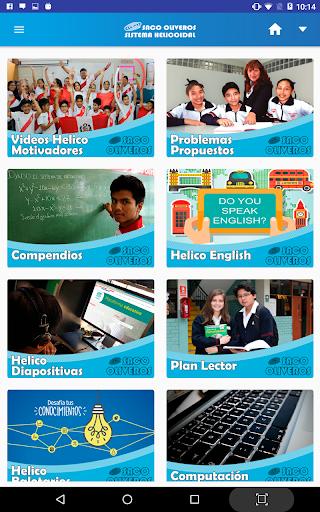 Saco Oliveros - Plataforma Virtual screenshot 2