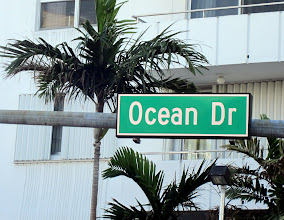 Photo: Ocean Drive :-)