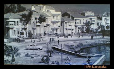 Photo: 1950'lerın  vapur iskelesi civarı...