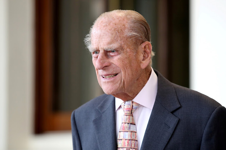 At age 97 Prince Philip decides it's time to be permanently chauffeur-driven. Picture: REUTERS