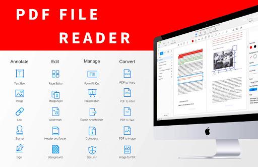 PDF File Reader - Viewer screenshot 5