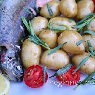 Tarragon Fish.