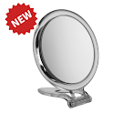 Mirror - Makeup and shaving with Real light mirror icon