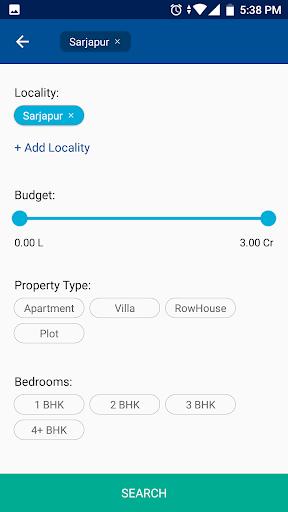 RoofandFloor Property Search 1.0.0 screenshots 6