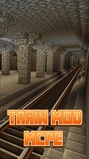 Train Mod For MCPE'