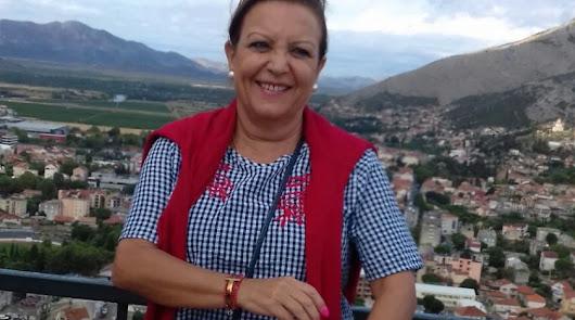 La candidata de Cs en Huércal-Overa en 2019, María del Mar Meca.
