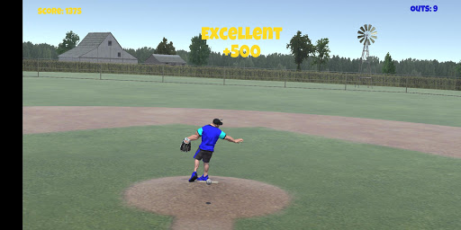 Middle Wars: Slow Pitch Softball Game screenshots 5