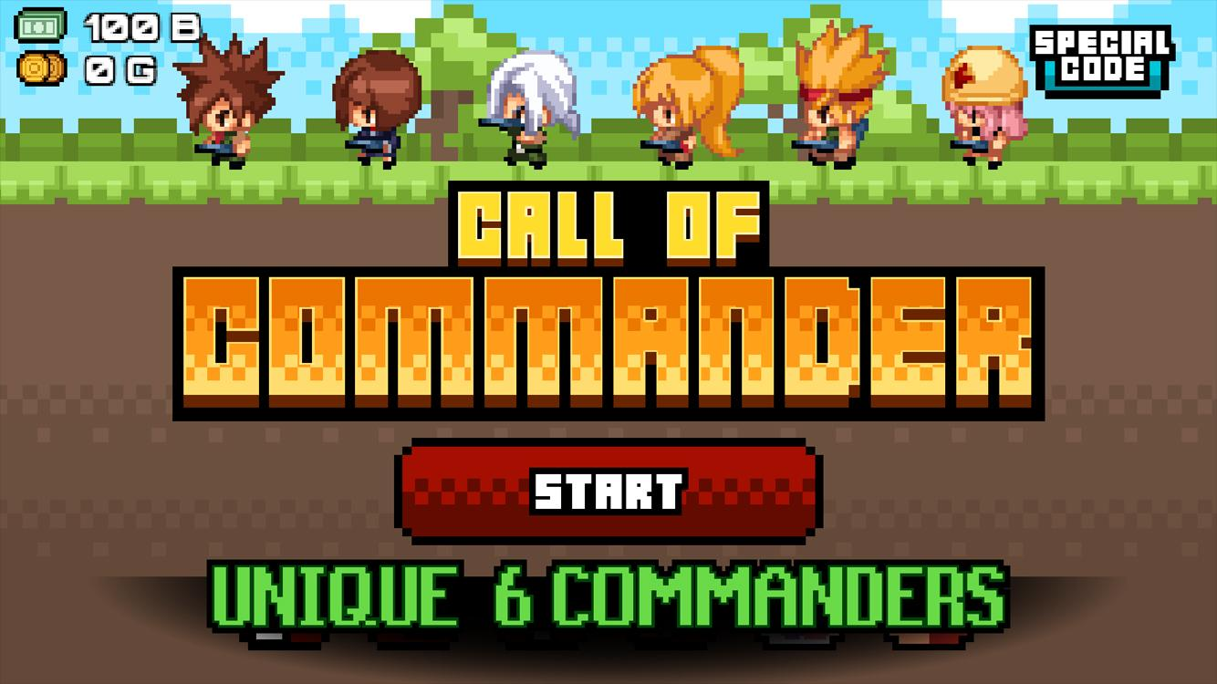 Call of Commander v1.20 APK MOD ~ PCGamesAndro