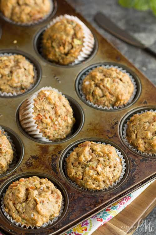 "Healthy Pre-race Muffins Recipe ""These Healthy Pre-race Muffins Recipe are loaded with..."