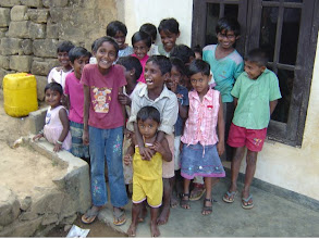 Photo: India children, photo taken by Herb Hoeffer