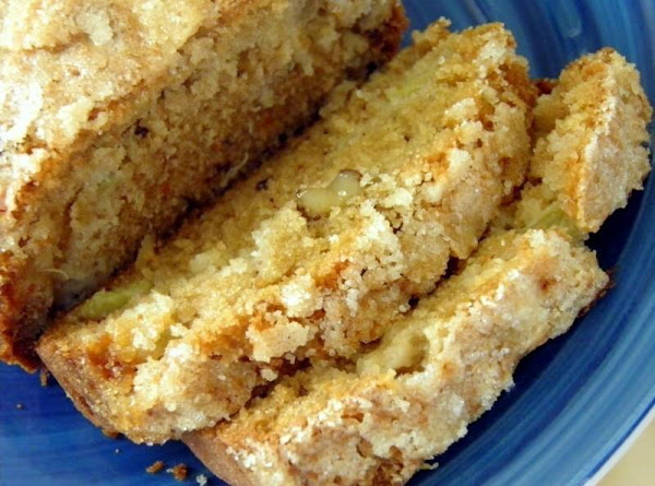 Rhubarb Bread Recipe