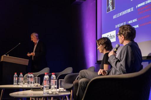 Club les echos débats avec Antoine Frérot, Président-directeur général de Veolia Environnement