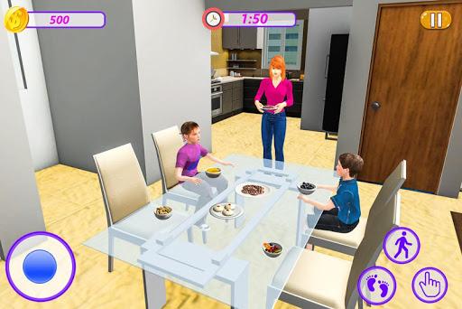 Virtual Mother Happy Family Simulator 1.0 screenshots 2