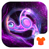 Fidget Spinner – 3D Space Theme 2018 New