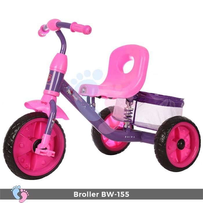Xe đạp 3 bánh cho bé Broller XD3-155 1