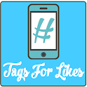 Tags For Likes icon