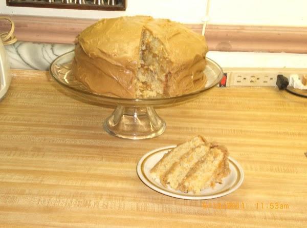 Caramel-frosted Hummingbird Cake Recipe