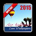 Air Balloons Liva Wallpaper icon