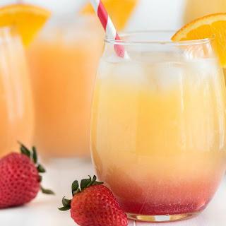 Tropical Orange Punch.