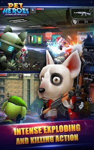 Action of Mayday: Pet Heroes v1.0.1 (Mod Money)