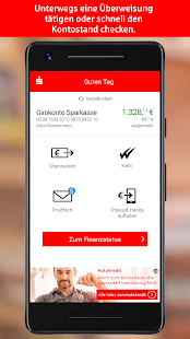 Sparkasse   Ihre mobile Filiale- screenshot thumbnail