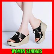 Women Sandals Designs icon
