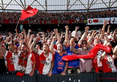 🎥 Le superbe but du défenseur central de Feyenoord!