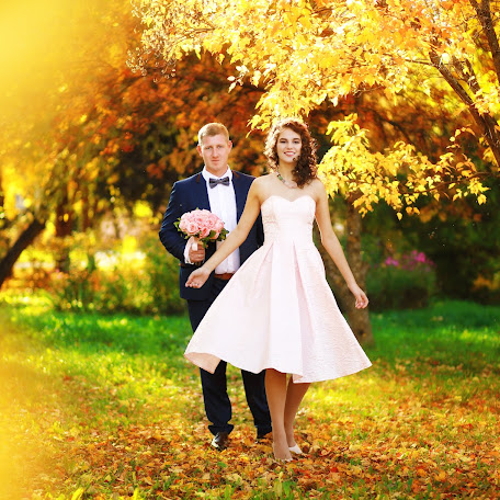 Wedding photographer Yuliya Yudina (YuliaYudina). Photo of 02.10.2016