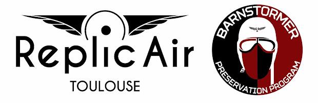 Replic'Air Barnstormer preservation program