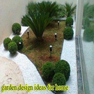 Zahradní nápady pro dům - náhled