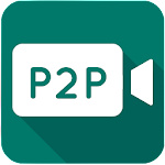 P2P Video Call Icon