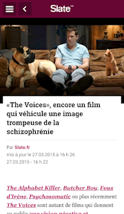 Slate France- screenshot thumbnail