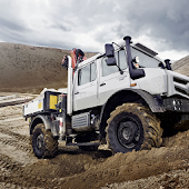 Wallpapers Mercedes Unimog