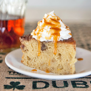 Dublin's Finest Apple Caramel Cake - Recipe Remake