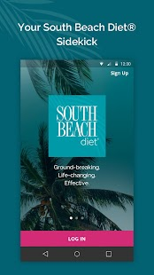 South Beach Diet Tracker- screenshot thumbnail