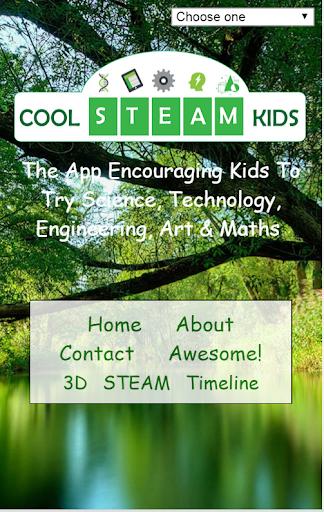 Cool STEAM Kids