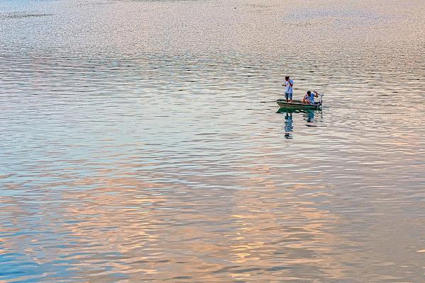 sul lago dorato di francesca_pannuzzo