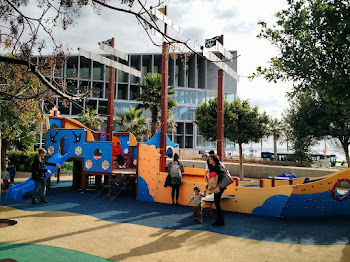 Parc Infantil El Barco