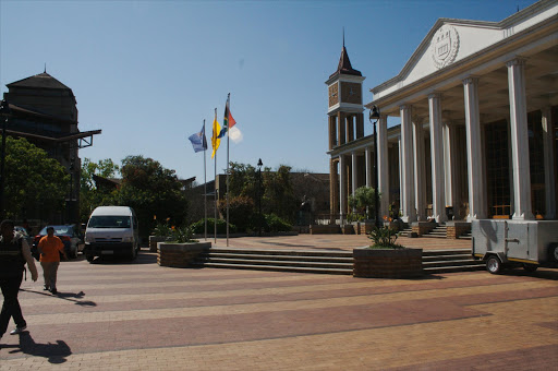 University of the Western Cape Great Hall. File photo.