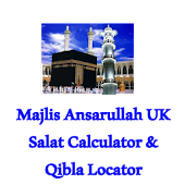 Salat Calculator - MAUK