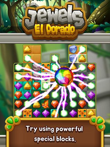 Jewels El Dorado  screenshots 10