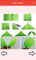 Paper Flower Craft - screenshot thumbnail 04