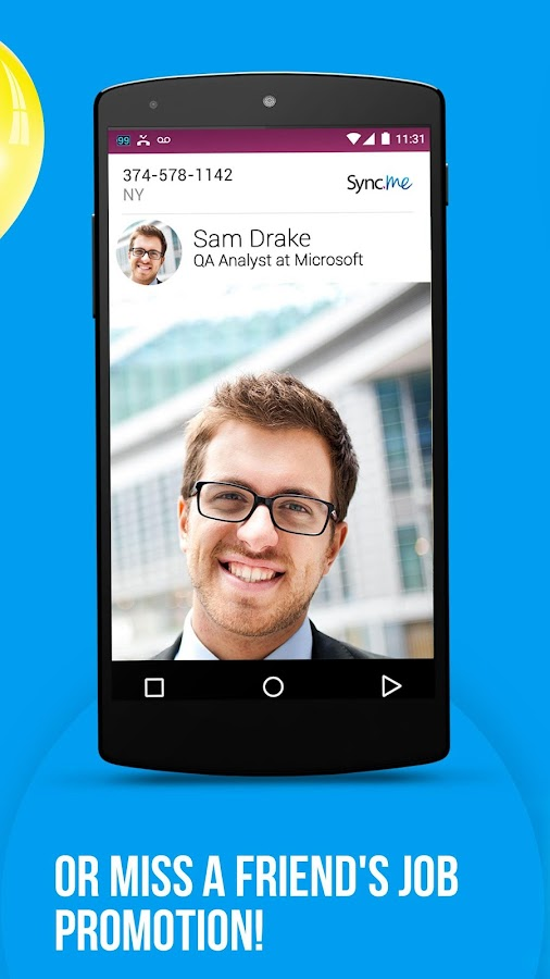 Sync.ME – Caller ID & Block- screenshot