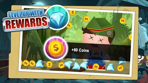 Beat the Boss 4: Stress-Relief Game. Kick the jerk  screenshots 6