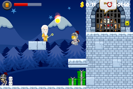 Ludo's Quest - Save Santa (Unreleased)- screenshot thumbnail