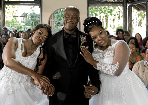 Uzalo's double wedding