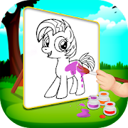 Colour Book Drawing for Kids