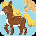 Preschool Puzzles: Animals icon