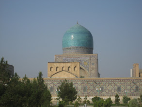 Photo: Samarkand - Shir Dor